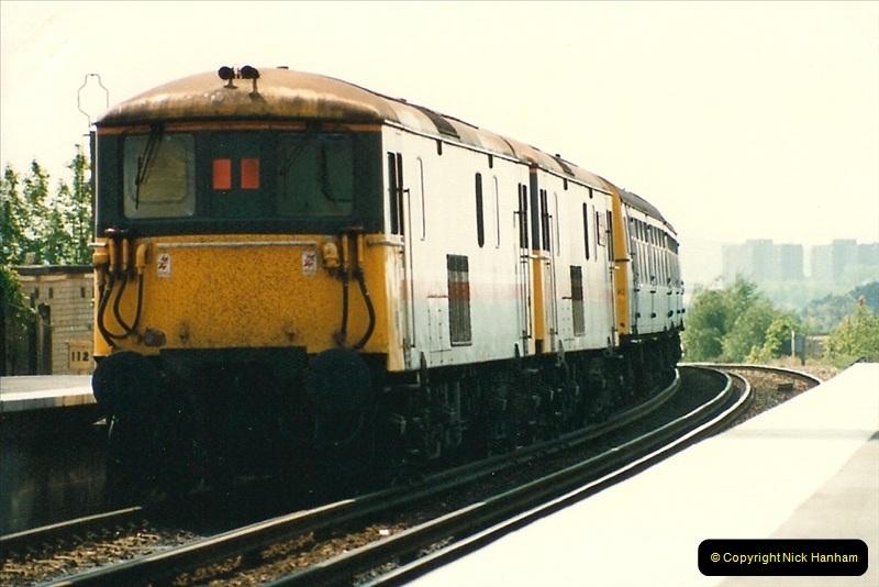 1988-06-06 Parkstone, Poole, Dorset.   (2)0640