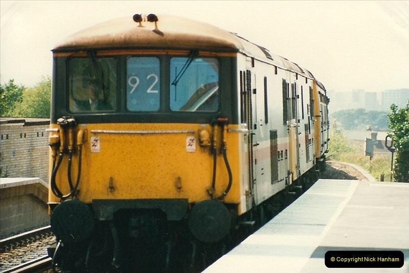 1988-06-06 Parkstone, Poole, Dorset.   (3)0641