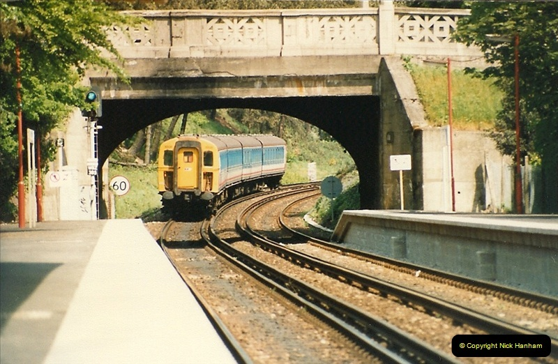 1988-06-06 Parkstone, Poole, Dorset.   (5)0643