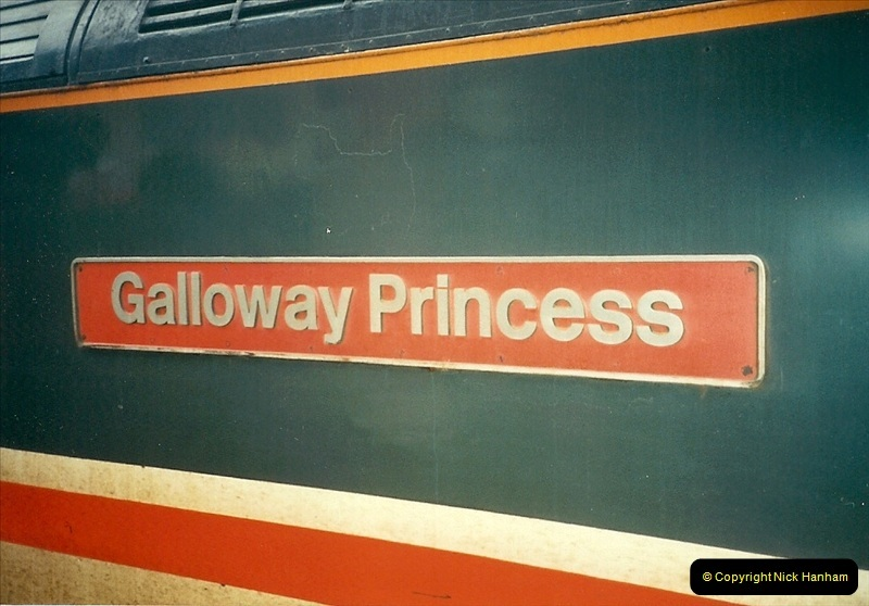 1988-10-12 Hamworthy Junction, Poole, Dorset.  (5)0671