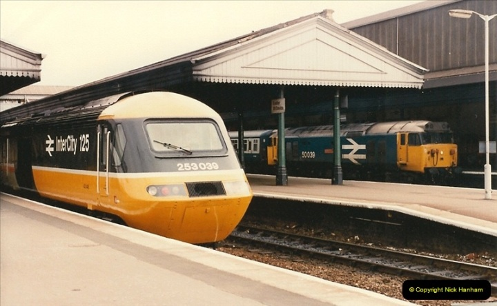 1986-03-22 Exeter St. Davids.  (24)0096