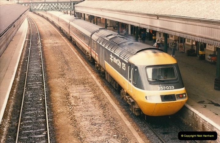 1986-03-22 Exeter St. Davids.  (25)0097