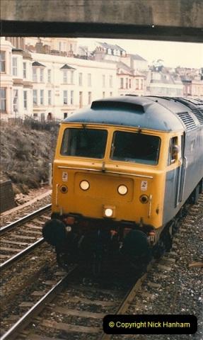 1986-03-23 Dawlish, Devon.  (13)0110