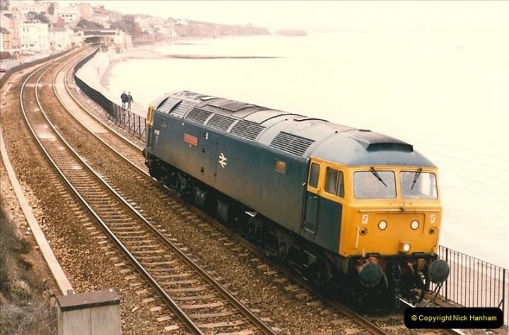 1986-03-23 Dawlish, Devon.  (14)0111