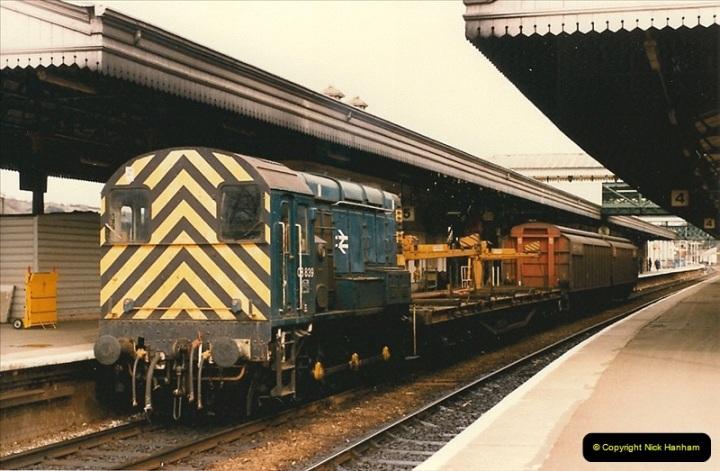1986-03-24 Exeter St. Davids.  (3)0125