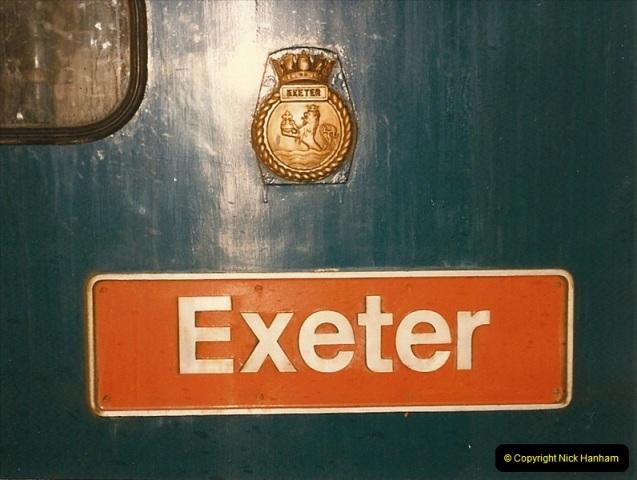 1986-03-24 Exeter St. Davids.  (4)0126