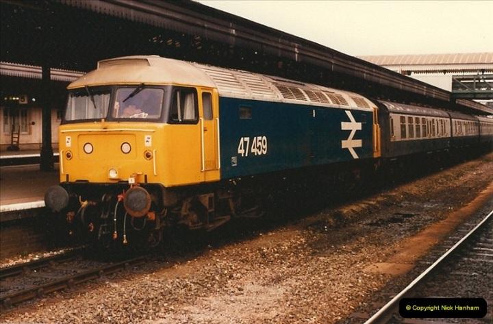 1986-03-24 Exeter St. Davids.  (14)0136