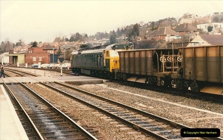 1986-03-24 Exeter St. Davids.  (16)0138