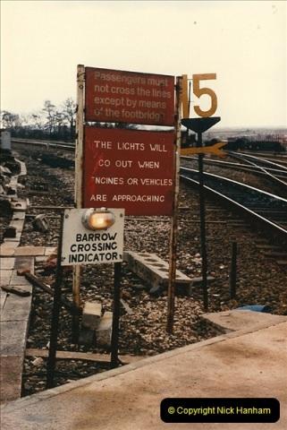 1986-03-24 Exeter St. Davids.  (21)0143