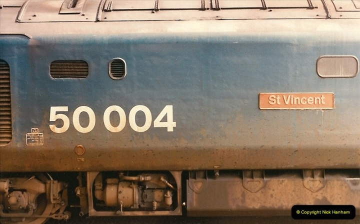 1986-03-24 Exeter St. Davids.  (26)0148