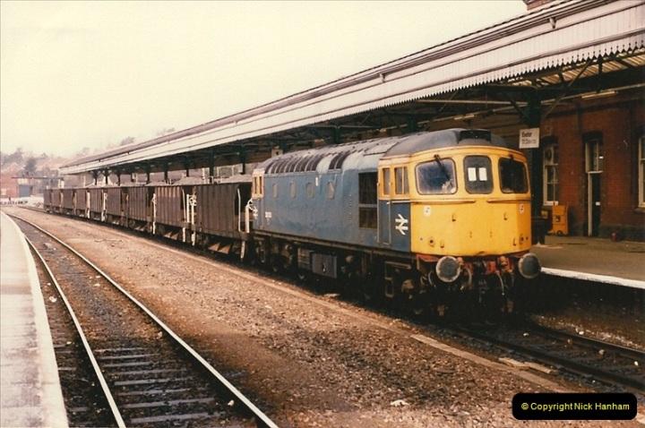 1986-03-24 Exeter St. Davids.  (29)0151