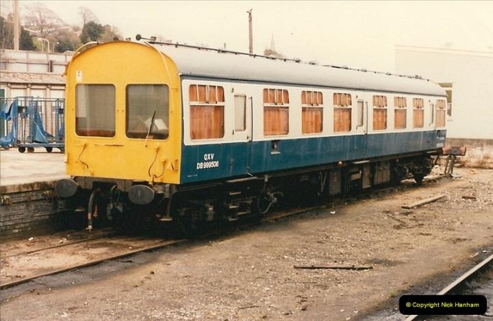 1986-04-28 Exeter St. Davids, Exeter, Devon.  (6)0166