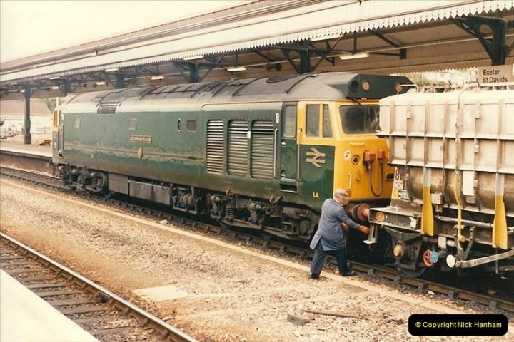 1986-04-28 Exeter St. Davids, Exeter, Devon.  (8)0168