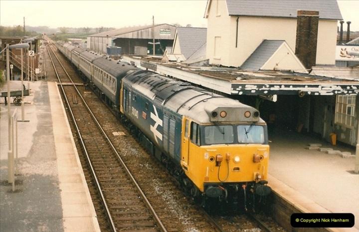 1986-05-18 Gillingham, Dorset.0170