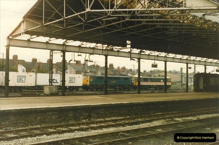 1986-09-12 Rugby, Warwickshire.  (21)0207