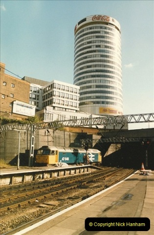 1986-09-14 Birmingham New Street.  (9)0227