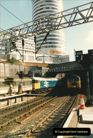 1986-09-14 Birmingham New Street.  (10)0228