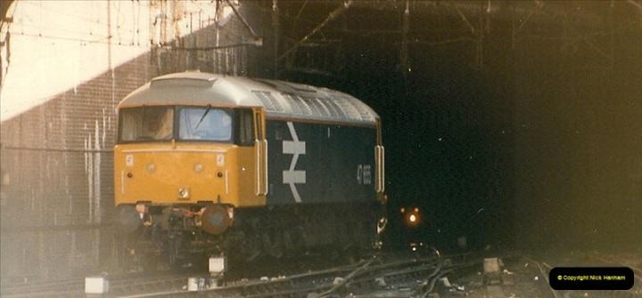 1986-09-14 Birmingham New Street.  (17)0235