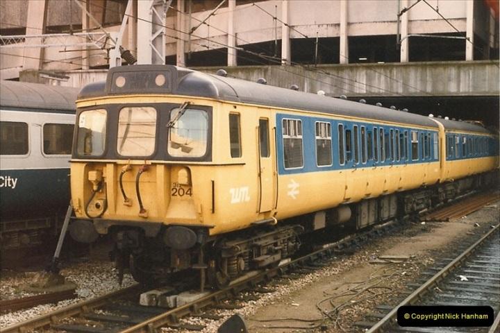 1986-09-14 Birmingham New Street.  (21)0239