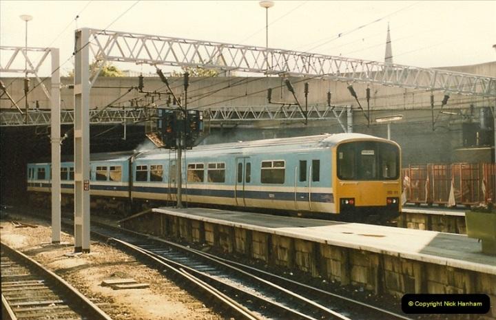 1986-09-14 Birmingham New Street.  (22)0240