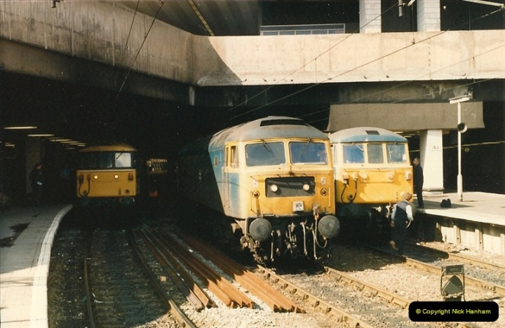 1986-09-14 Birmingham New Street. (23)0241