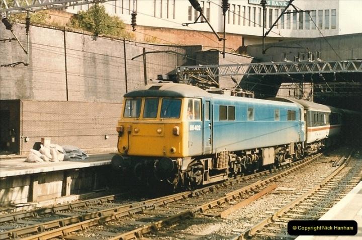 1986-09-14 Birmingham New Street. (25)0243