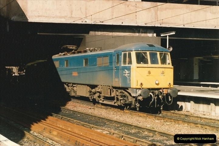 1986-09-14 Birmingham New Street. (28)0246