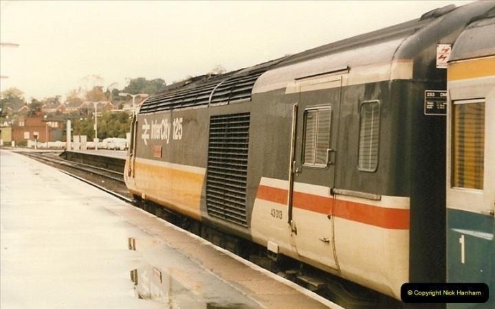 1986-10-27 Exeter St. Davids, Devon.  (14)0307