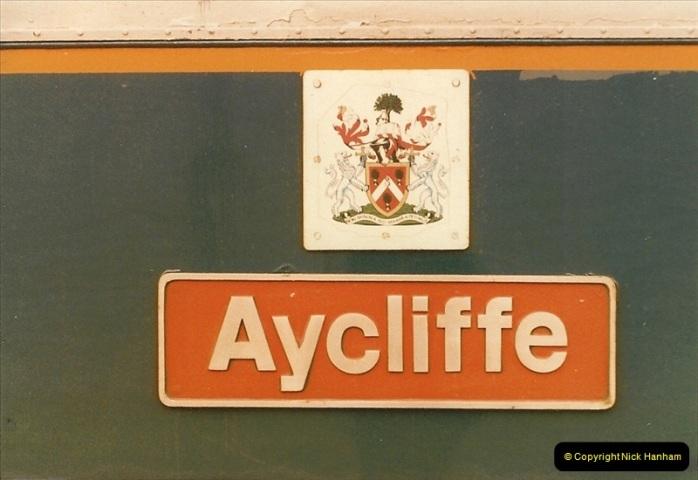 1986-10-27 Exeter St. Davids, Devon.  (18)0311