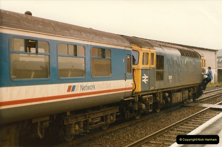 1986-10-27 Honiton, Devon.  (1)0318