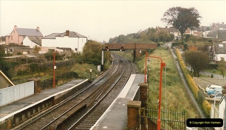 1986-10-27 Honiton, Devon.  (2)0319