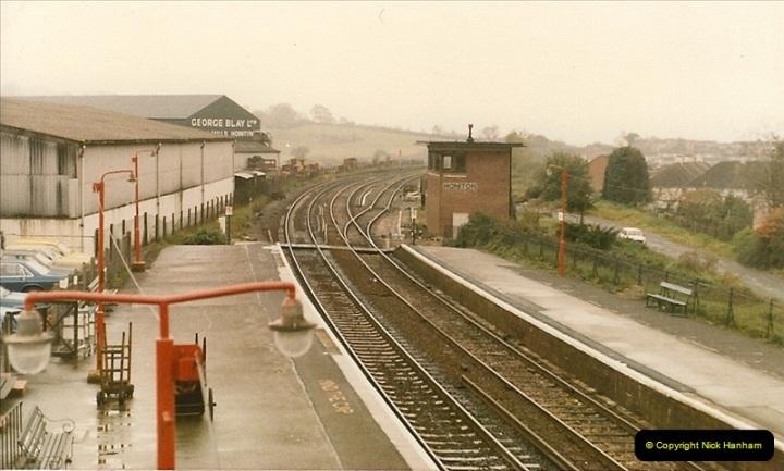 1986-10-27 Honiton, Devon.  (3)0320