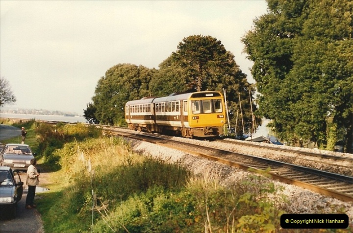 1986-10-29 Starcross, Devon.  (4)0332