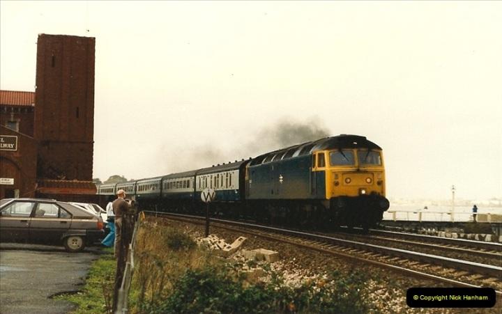 1986-10-29 Starcross, Devon.  (5)0333