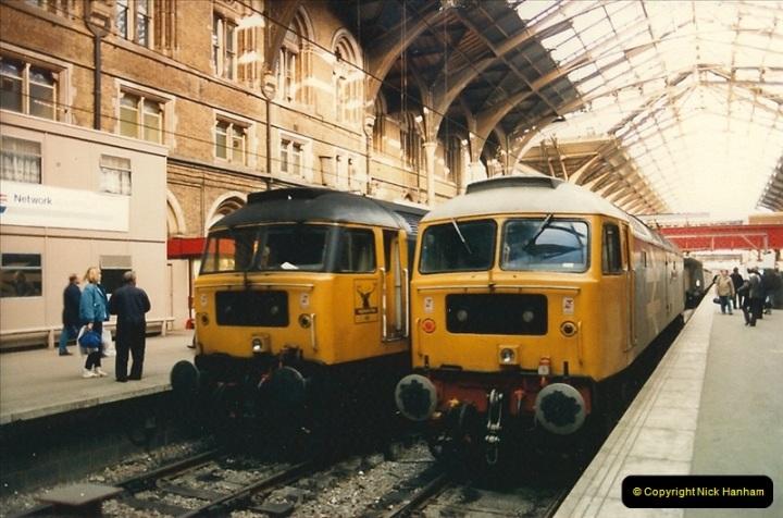 1986-11-22 Liverpoole Street Station, London.  (3)0354