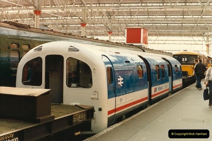 1986-11-22 Network Day @ Waterloo Station, London.   (5)0374