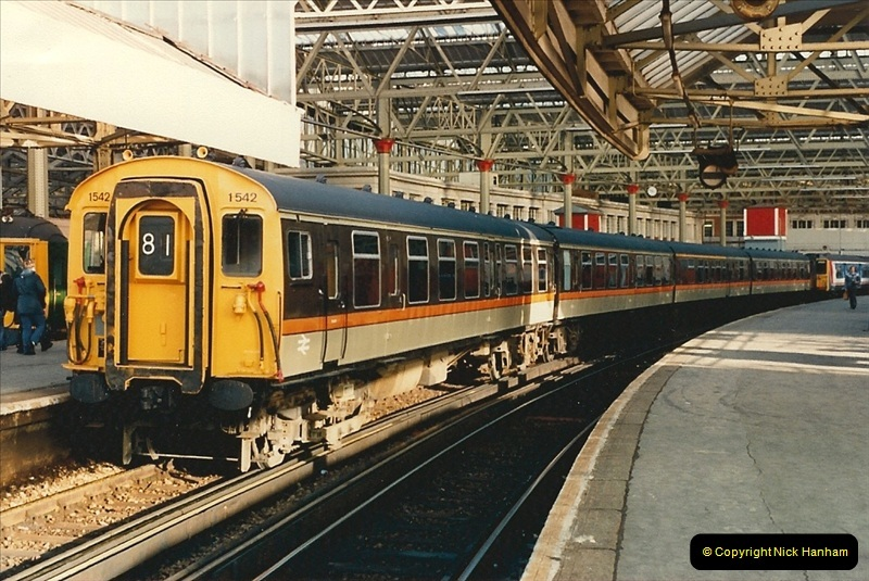 1986-11-22 Network Day @ Waterloo Station, London.   (11)0380