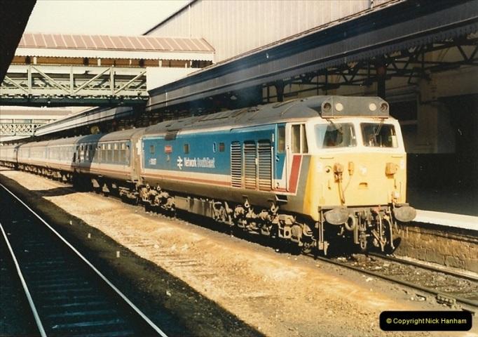 1987-02-21 Exeter St. Davids, Devon.  (11)0402
