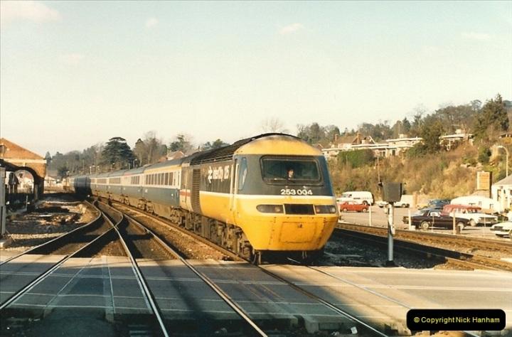 1987-02-21 Exeter St. Davids, Devon.  (14)0405