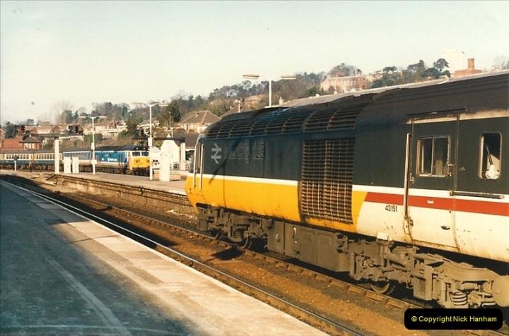 1987-02-21 Exeter St. Davids, Devon.  (18)0409