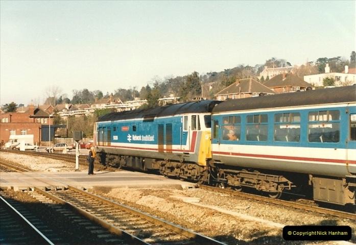 1987-02-21 Exeter St. Davids, Devon.  (19)0410