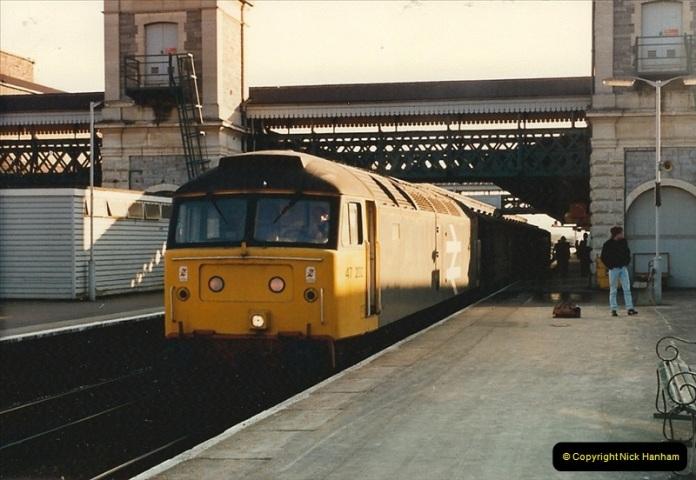 1987-02-21 Exeter St. Davids, Devon.  (21)0412