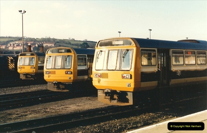 1987-02-21 Exeter St. Davids, Devon.  (22)0413