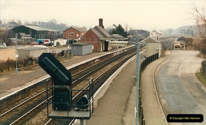 1987-02-22 Crediton, Devon.  (2)0418