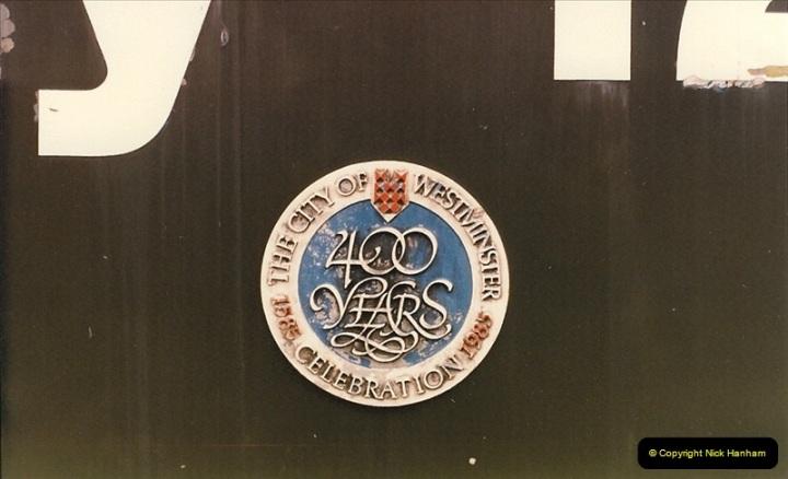 1987-02-23 Exeter St. Davids, Exeter, Devon.  (2)0430
