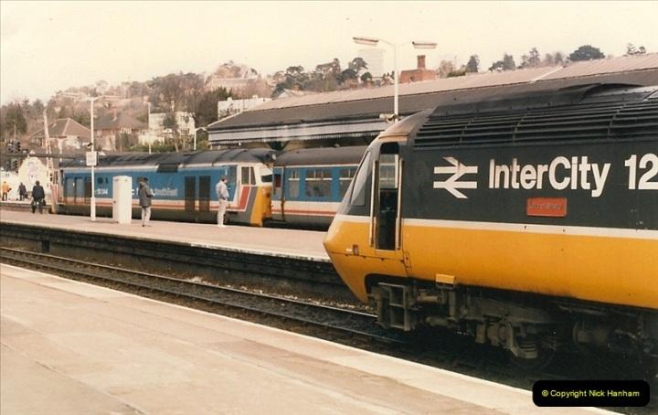 1987-02-23 Exeter St. Davids, Exeter, Devon.  (4)0432