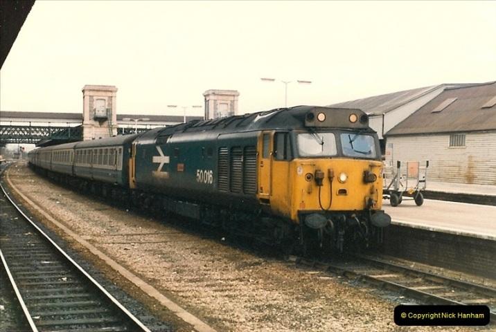 1987-02-23 Exeter St. Davids, Exeter, Devon.  (5)0433