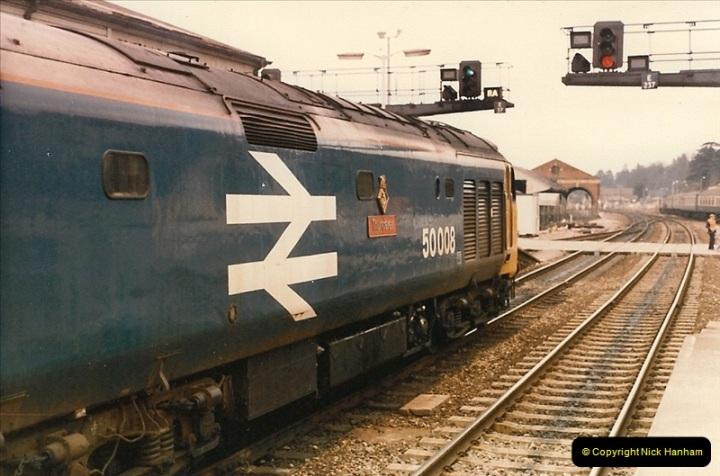 1987-02-23 Exeter St. Davids, Exeter, Devon.  (7)0435