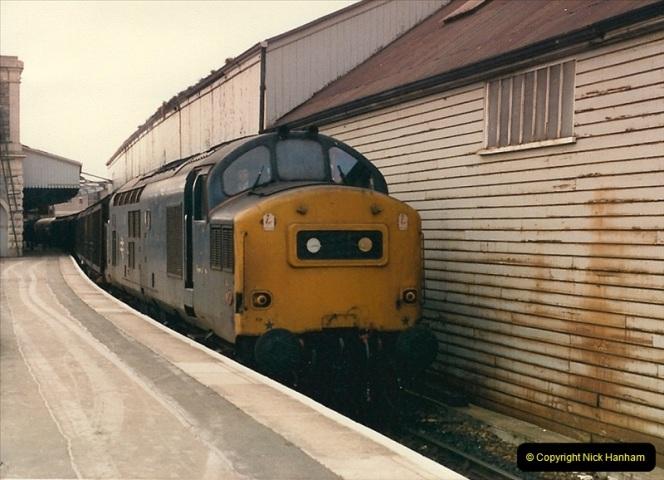 1987-02-23 Exeter St. Davids, Exeter, Devon.  (9)0437
