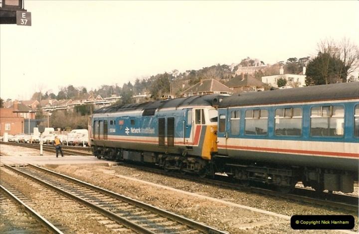 1987-02-23 Exeter St. Davids, Exeter, Devon.  (13)0441